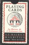 Игральные карты Маврикий