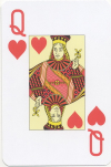 Playing cards Jos de Septica