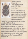 Playing cards Moldavian Jocul castelelor