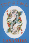 Playing cards Japanese Casanova.