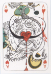 Playing Cards by Salvador Dali